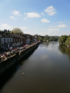 Bewdley on the River Severn