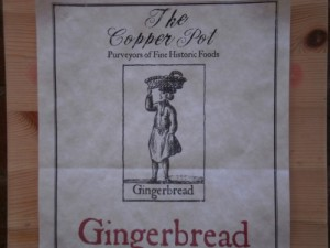 Ginger Bread from 16th C