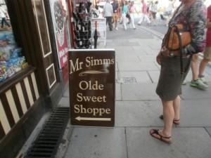 Mr Simms Olde Swseet Shop
